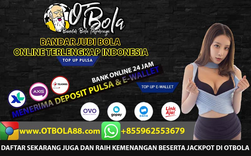 Bandar Judi Bola Online Terlengkap Indonesia